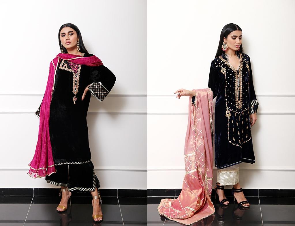 Farah Talib Aziz Winter Festive Looks That Will Take Your Style Higher (1)