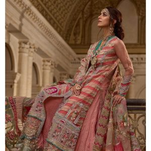 Maya Ali Famous Pakistani Actress Latest Shoot In Bridal Dresses (6)