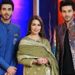 Pakistani Famous Celebrities At Bol Nights with Ahsan Khan (14)