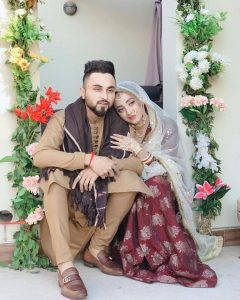 Sanam Chaudhry Actress Nikkah with Singer Somee Chohan Pictures (1)