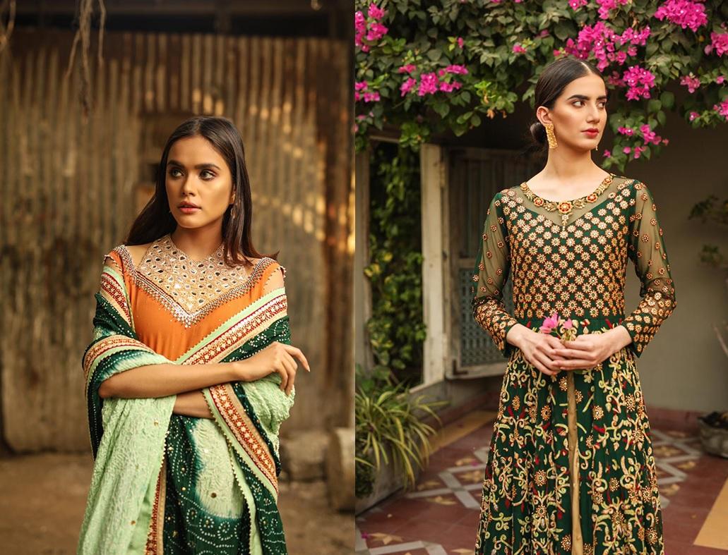 Yasmeen Jiwa Wedding Festive Dress Looks 2019-20 (2)