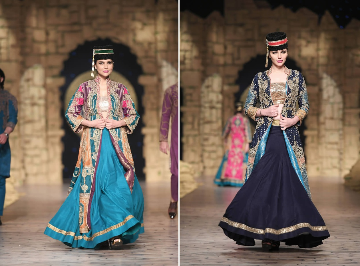 Bridal Ready to Wear Collection at PHBCW 2019-20 By House of Mehdi (2)