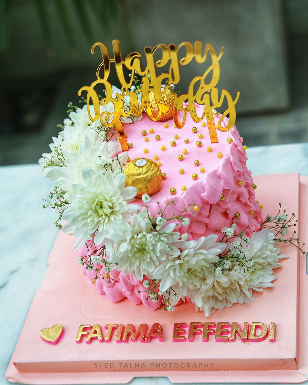 Fatima Effendi Actress Birthday Celebration with Family (9)