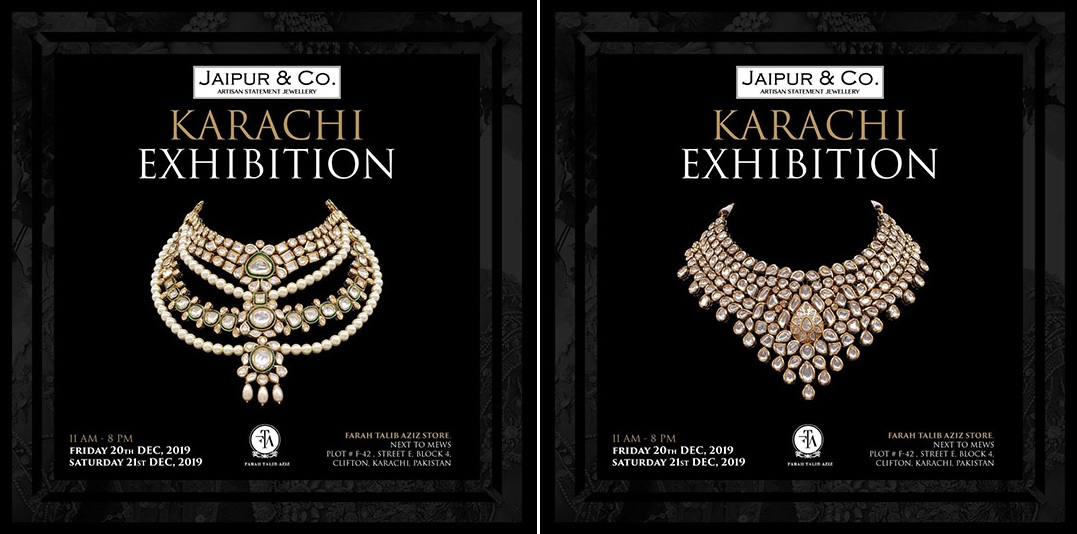 Festive Season Luxury Jewellry Collection By Jaipur & Co (1)