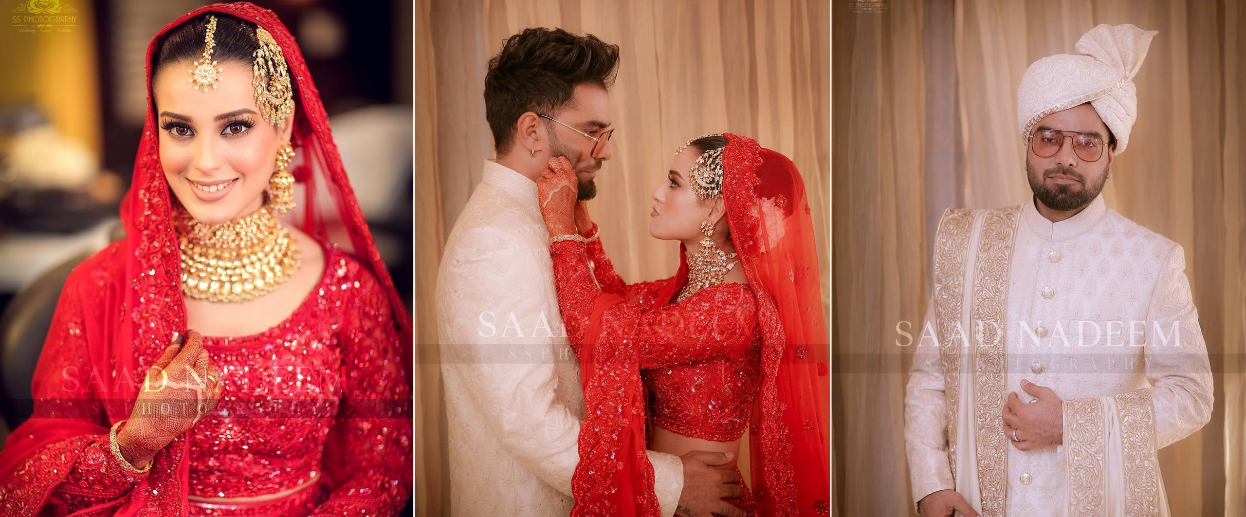 Iqra Aziz and Yasir Hussain Wedding Pictures (2)