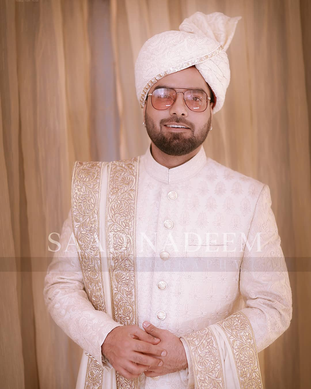 Iqra Aziz and Yasir Hussain Wedding Pictures (31)