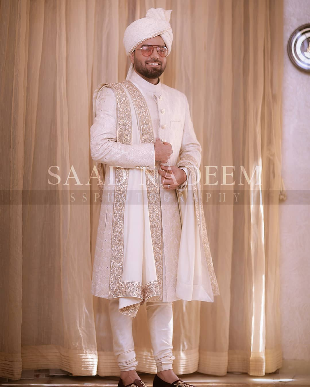 Iqra Aziz and Yasir Hussain Wedding Pictures (33)