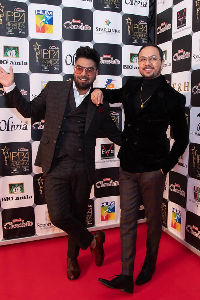 Pakistani Famous Celebrities Spoting at IPPA Oslo By Storm (16)
