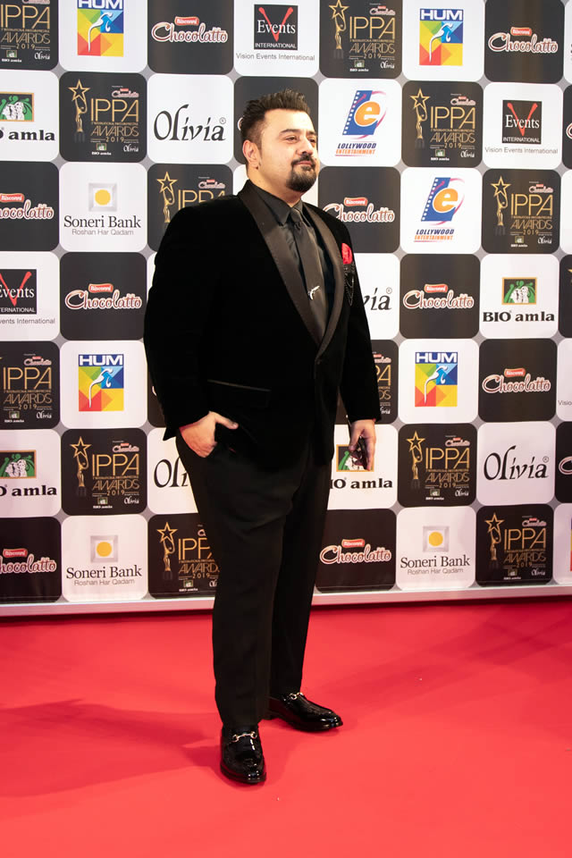 Pakistani Famous Celebrities Spoting at IPPA Oslo By Storm (19)