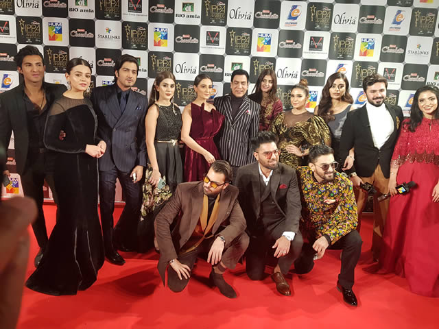 Pakistani Famous Celebrities Spoting at IPPA Oslo By Storm (24)