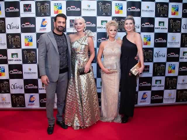 Pakistani Famous Celebrities Spoting at IPPA Oslo By Storm (32)
