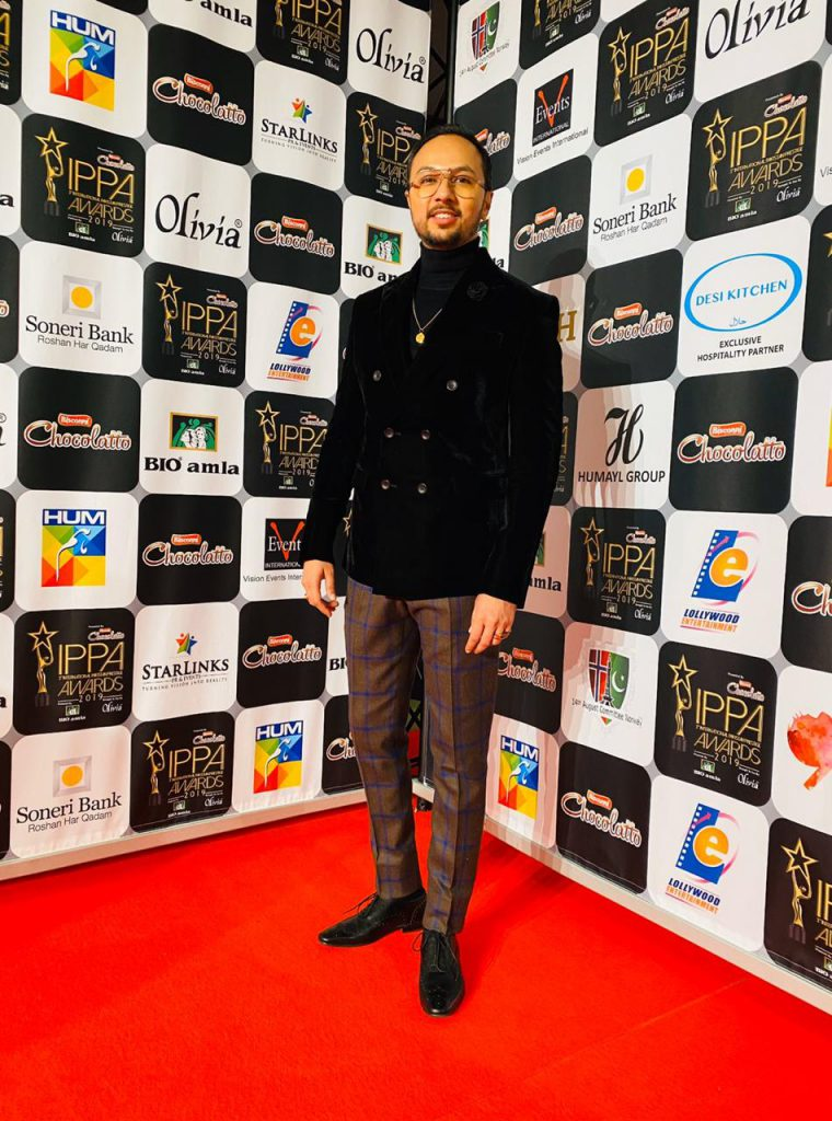 Pakistani Famous Celebrities Spoting at IPPA Oslo By Storm (8)