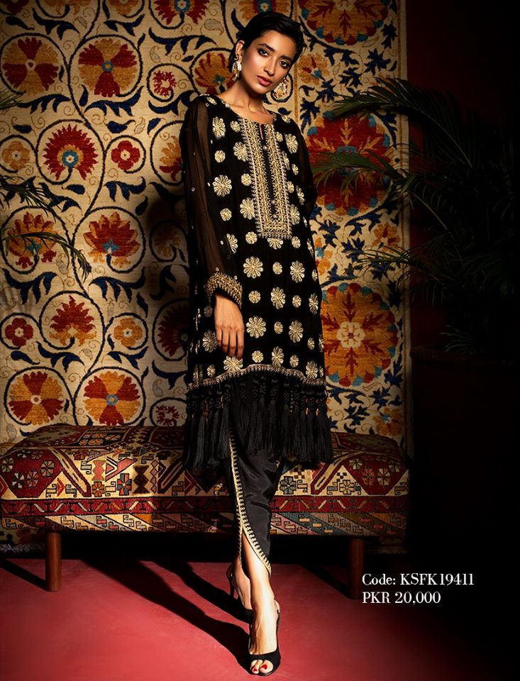 Khaadi's Festive Glamour Collection 2020 (6)