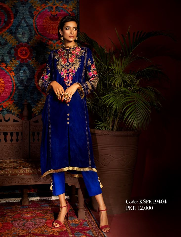 Khaadi's Festive Glamour Collection 2020 (9)