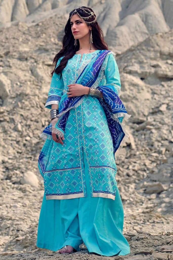 Gul Ahmed 2020 Summer Lawn Dresses Collection (1)