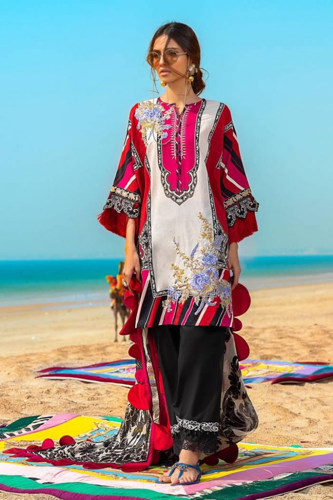 Spring Summer Lawn Collection 2020 By Sana Safinaz (11)