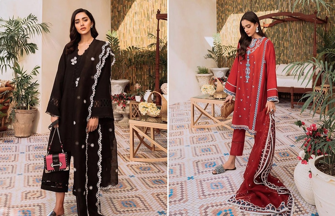 Casual Pret Dresses Suffuse Collection 2020 By Sana Yasir (1)