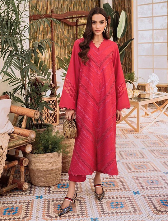 Casual Pret Dresses Suffuse Collection 2020 By Sana Yasir (10)