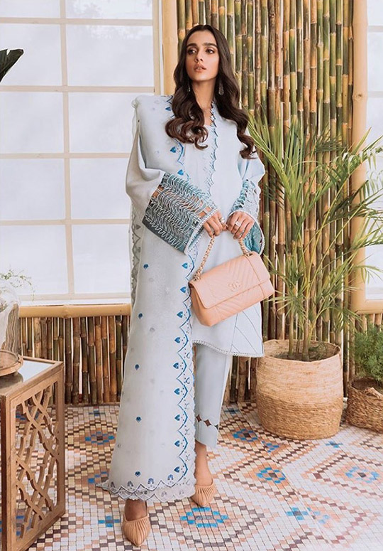 Casual Pret Dresses Suffuse Collection 2020 By Sana Yasir (2)
