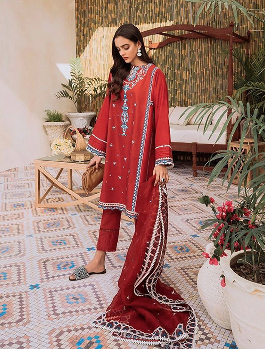 Casual Pret Dresses Suffuse Collection 2020 By Sana Yasir (7)