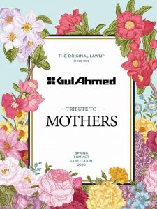 Gul Ahmed SpringSummer Dresses Collection 2020 For Mothers (23)