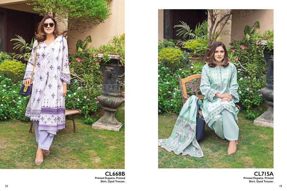 Gul Ahmed SpringSummer Dresses Collection 2020 For Mothers (3)