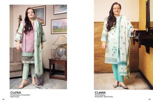 Gul Ahmed SpringSummer Dresses Collection 2020 For Mothers (30)