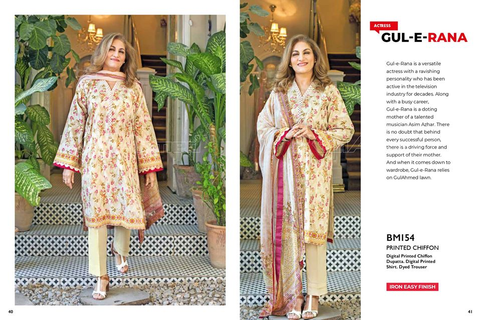 Gul Ahmed SpringSummer Dresses Collection 2020 For Mothers (31)