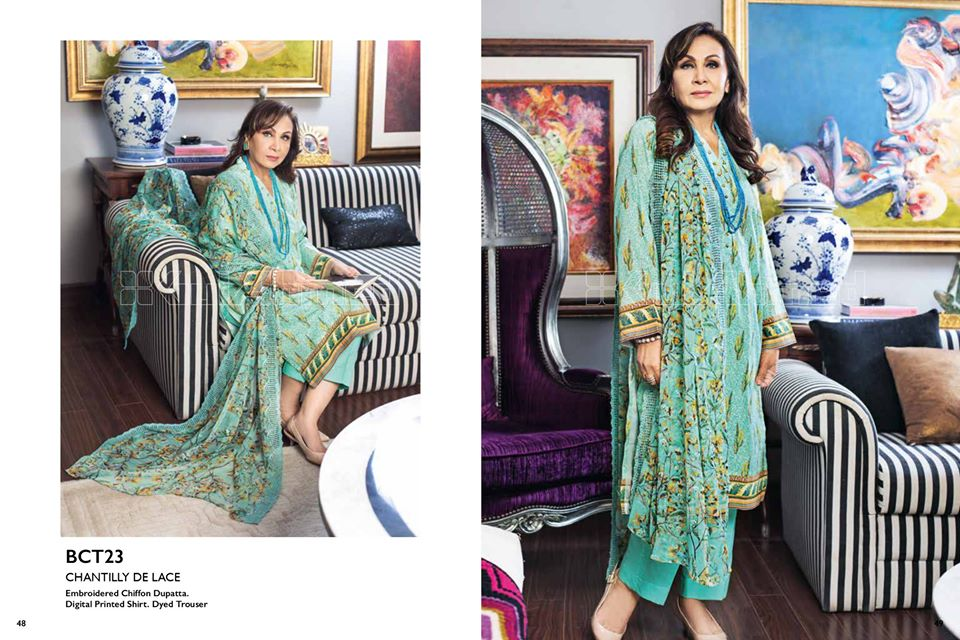 Gul Ahmed SpringSummer Dresses Collection 2020 For Mothers (58)