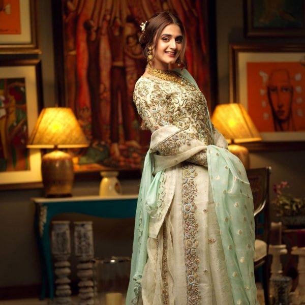 Hira Mani Pakistani Actress Latest Bridal Photo Shoot 2020 (6)