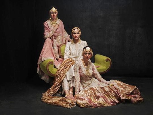Sanaii Bridal Wear Collection 2020 By Nida Azwer (4)