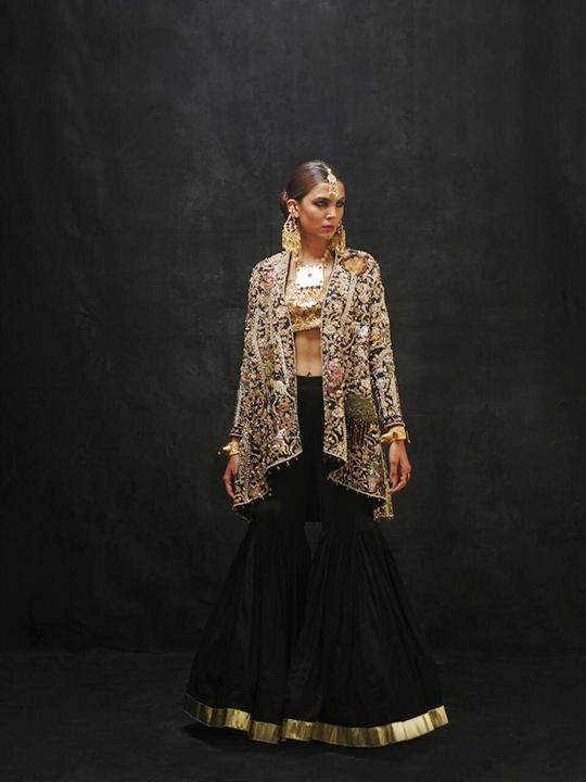 Sanaii Bridal Wear Collection 2020 By Nida Azwer (5)