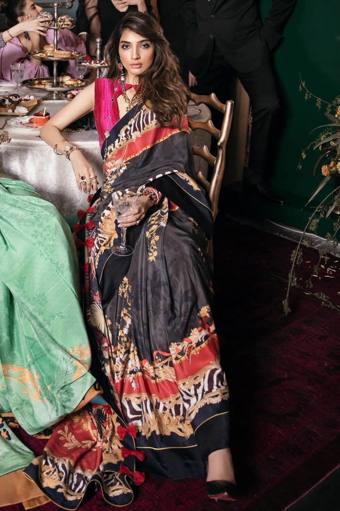 Saris Collection For Spring Summer 2020 By Elan (10)
