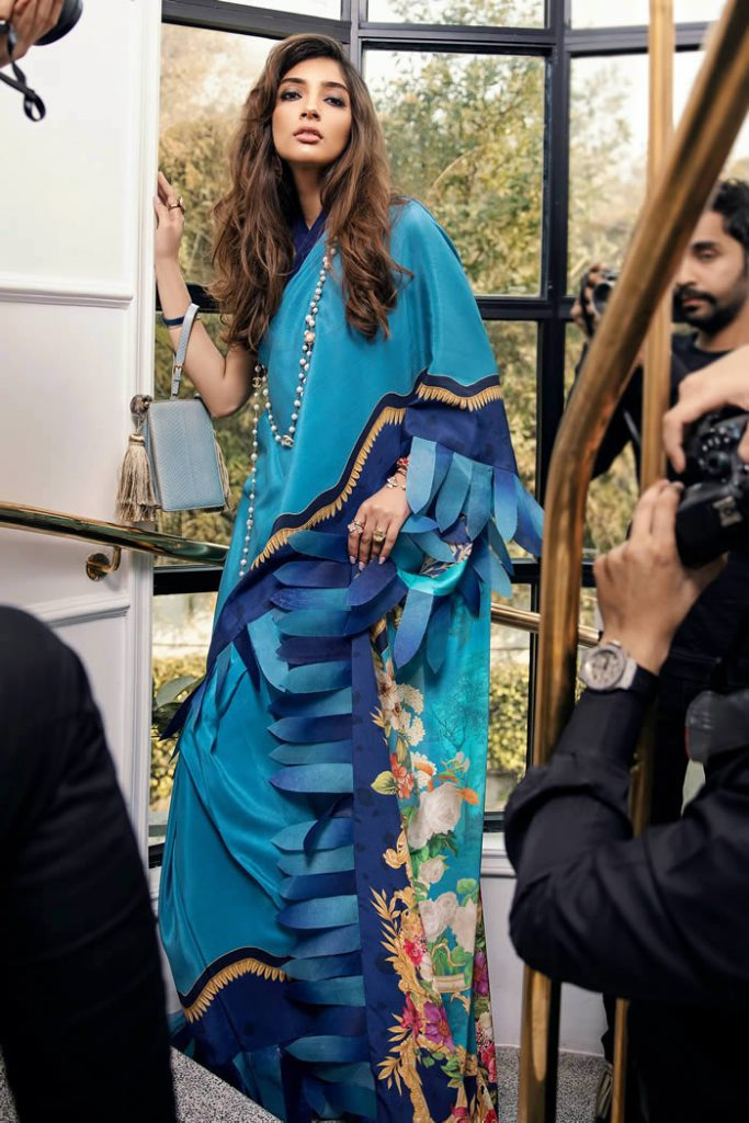 Saris Collection For Spring Summer 2020 By Elan (4)