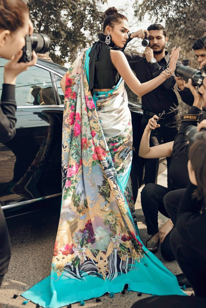 Saris Collection For Spring Summer 2020 By Elan (6)
