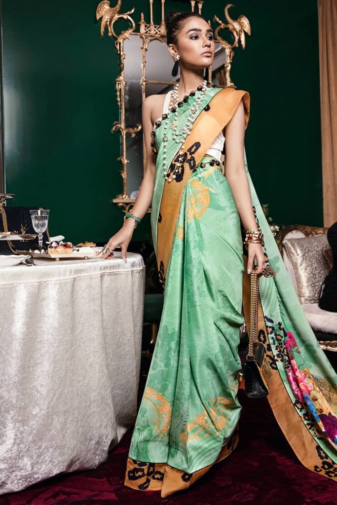 Saris Collection For Spring Summer 2020 By Elan (8)