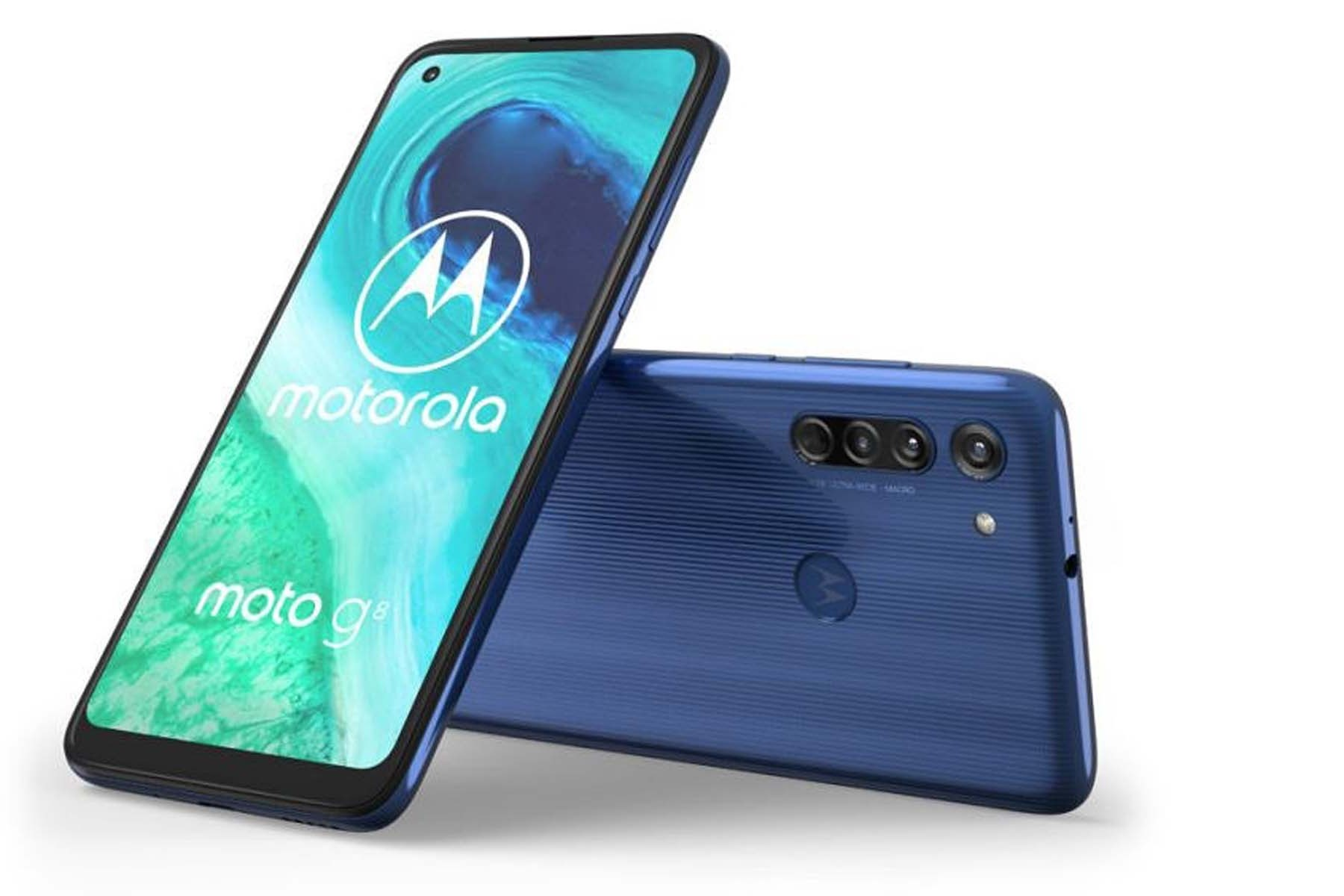 Motorola Moto G8 is with triple rear cameras and Snapdragon 665