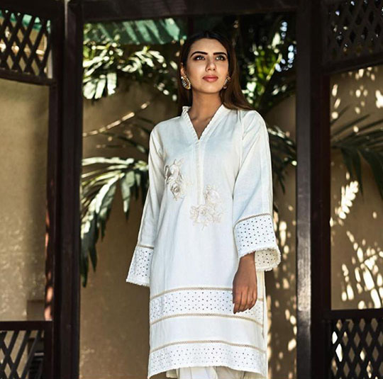 Womens Top 10 Summer Kurta Designs 2020 (6)