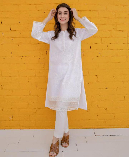 Womens Top 10 Summer Kurta Designs 2020