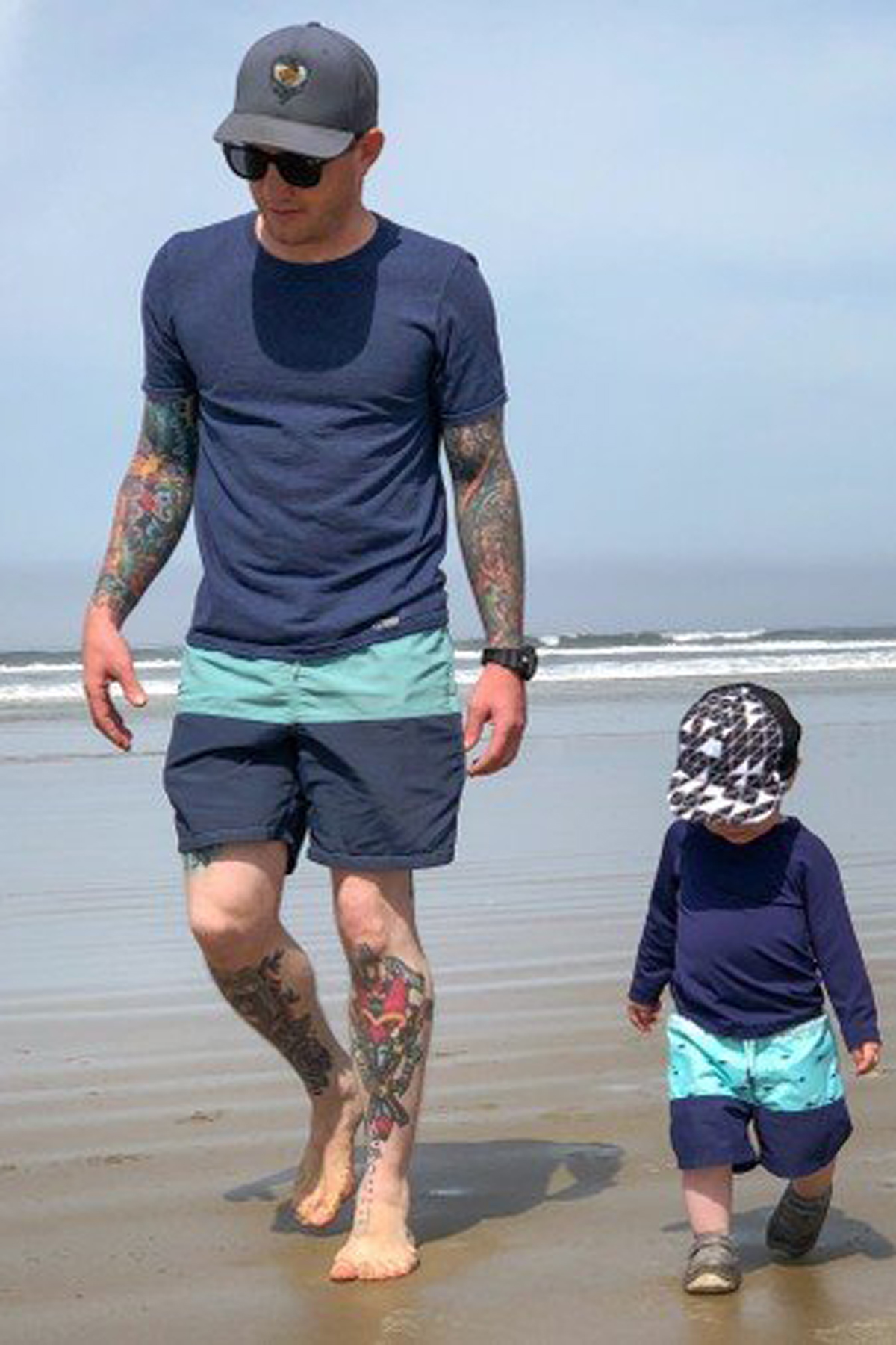 14 Amazing Father Son Matching Outfits