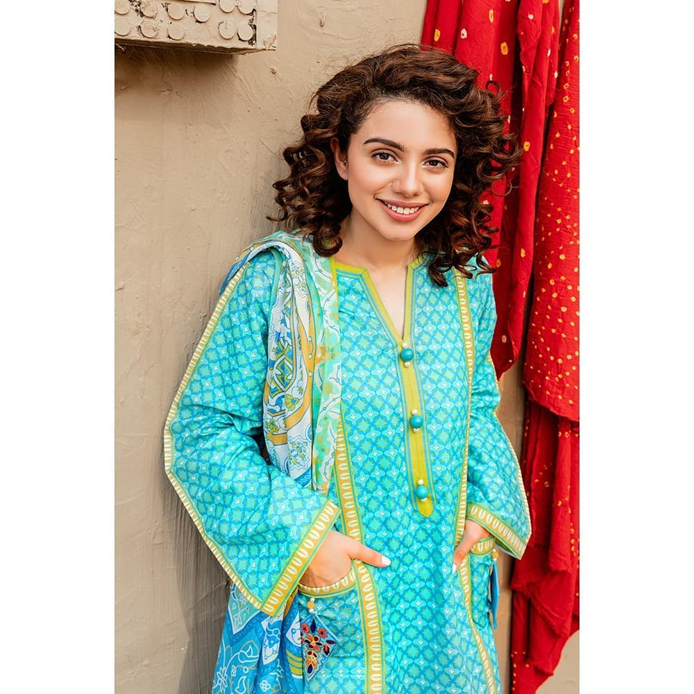 GulAhmed Women's Eid Dresses Collection 2020