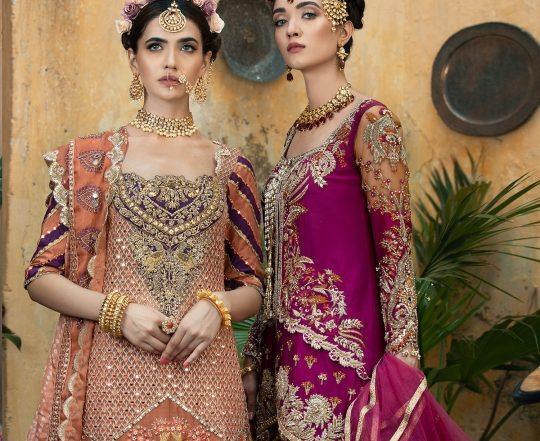 Dahlia Womens Wear Wedding Season Collection Shiza Hasan (1)