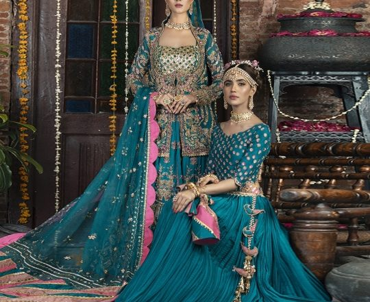 Dahlia Womens Wear Wedding Season Collection Shiza Hasan (15)