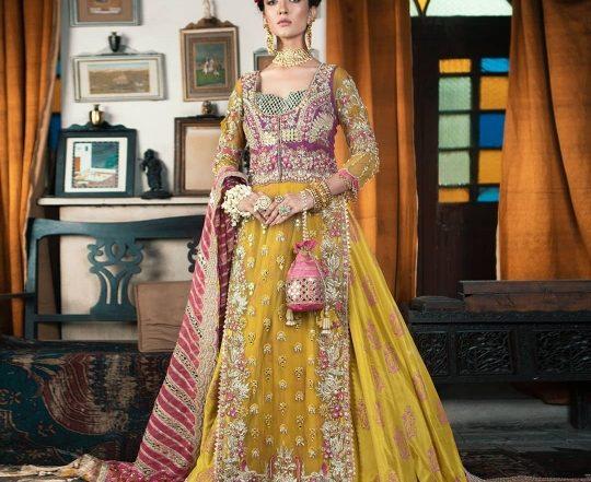 Dahlia Womens Wear Wedding Season Collection Shiza Hasan (4)