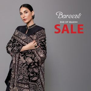 Bareeze end of season Fully embroidered Winter Collection 2021 (14)