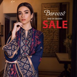 Bareeze end of season Fully embroidered Winter Collection 2021 (19)