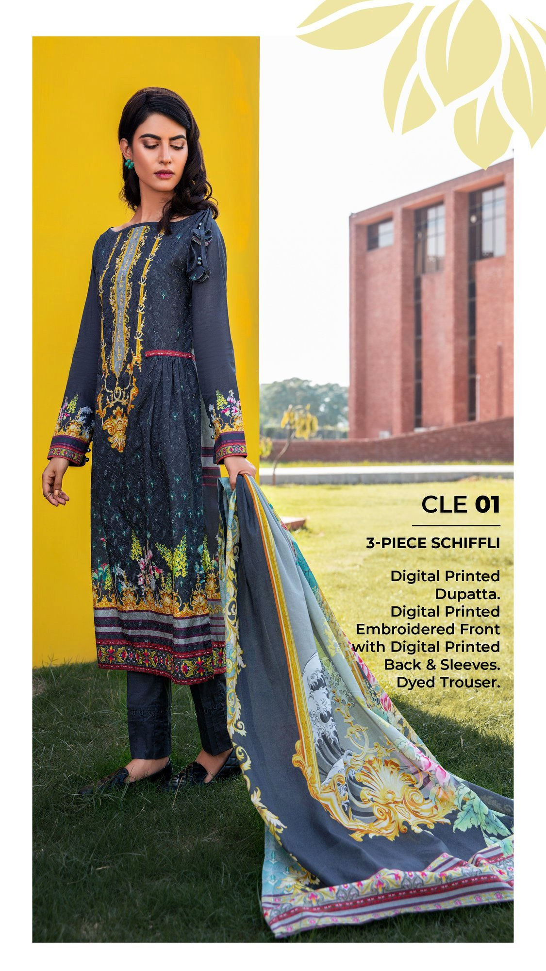 SCHIFFLI Womens Spring Wear Collection 2021 By Gulahmed (6)