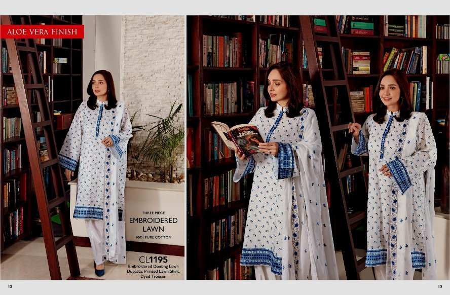 Tribute to Mothers Summer wears Collection 2021 By Gul Ahmed (11)