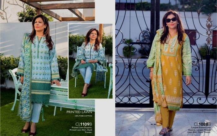 Tribute to Mothers Summer wears Collection 2021 By Gul Ahmed (12)