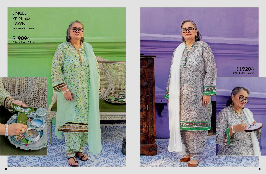 Tribute to Mothers Summer wears Collection 2021 By Gul Ahmed (22)